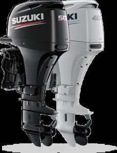 Suzuki DF40A/DF50A