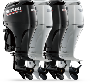 A new standard in four-strokes from Suzuki.