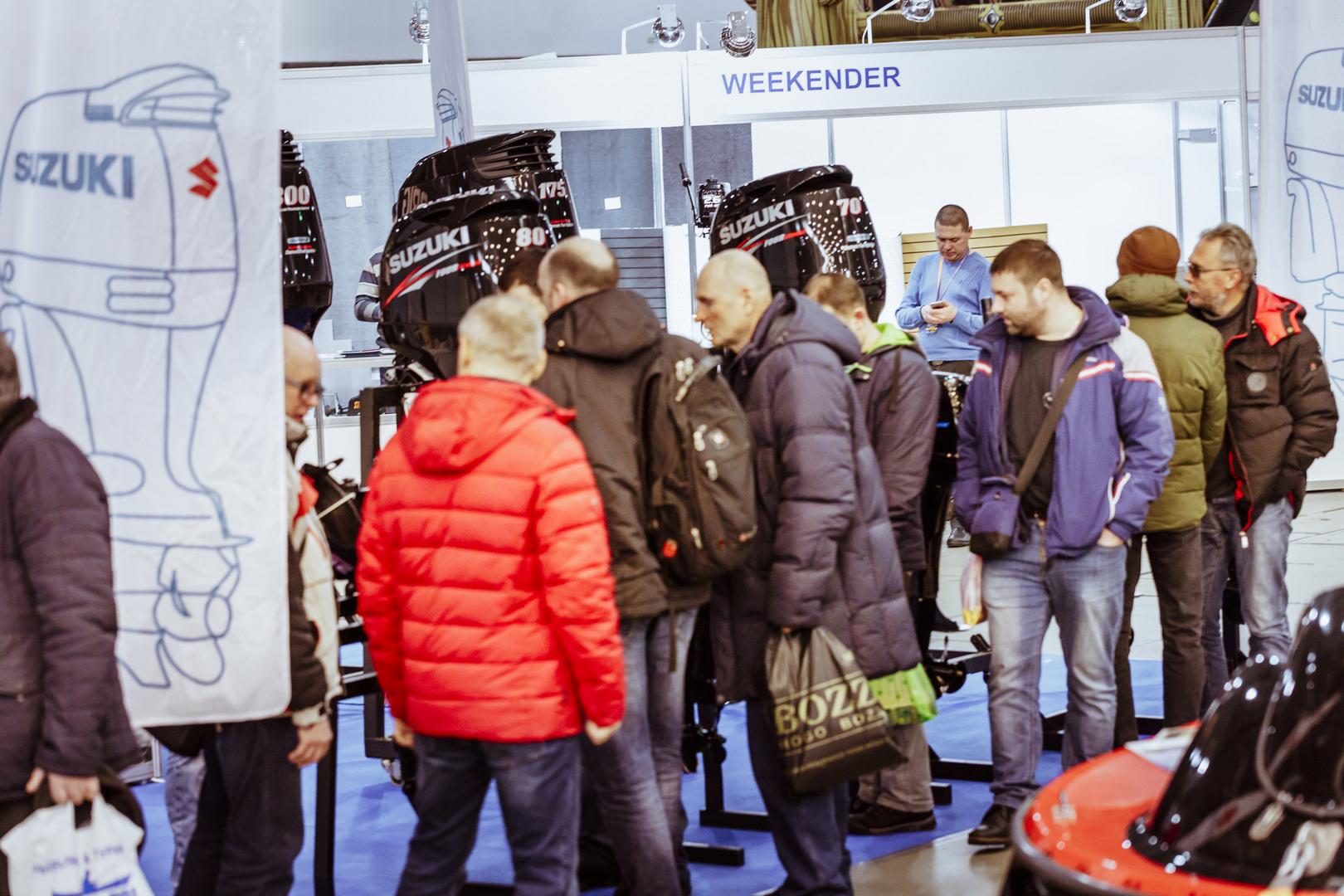 """07–10 березня, в Києві (в МВЦ), пройде міжнародна спеціалізована виставка """"Риболовля. Полювання. Туризм."""