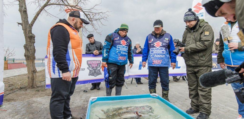 Фотозвіт зі змагань з риболовлі - перший етап UFL 2019!