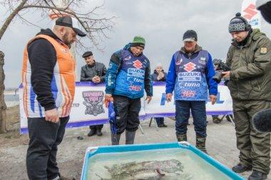 Фотозвіт зі змагань з риболовлі — перший етап UFL 2019!